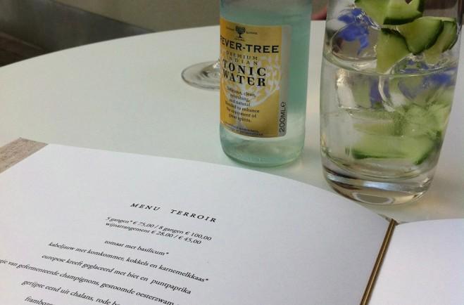 menu terroir