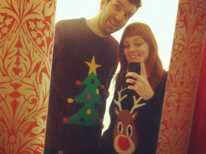kersttruien