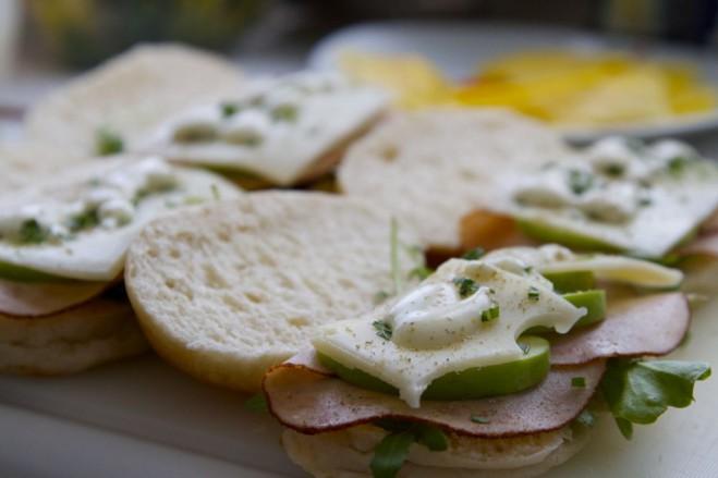 sandwich weight watchers