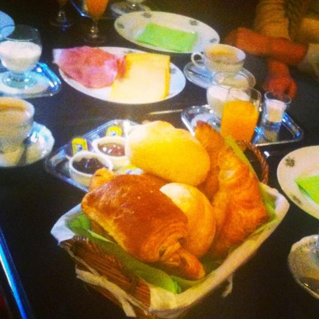 ontbijten in ieper
