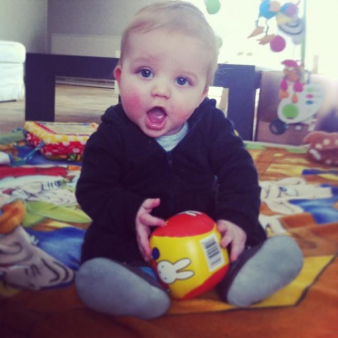 baby 8 weken huilt veel