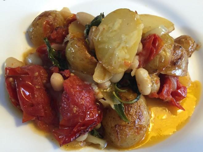 tomaatuienschotel