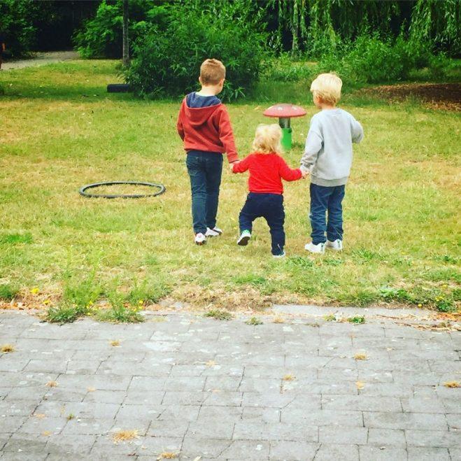 2. Opstart bijspeeltuin
